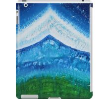 Upper World original painting iPad Case/Skin