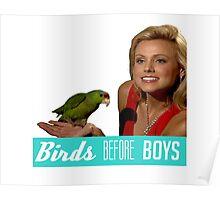 Birds Before Boys Poster