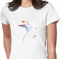 Flyby Womens Fitted T-Shirt