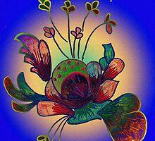 Stylized flora by sarnia2