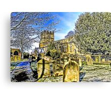 The Parish Church - Easingwold,North Yorkshire Metal Print