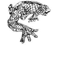 Scribbler-spiderman by Peter Simpson