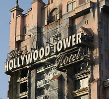 Tower of Terror by chewi