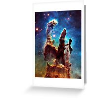 Pillars of Creation Greeting Card