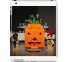 Ghostbusters Pumpkin iPad Case/Skin