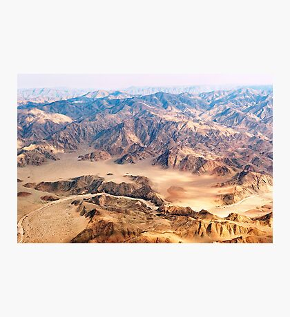 google desert Photographic Print