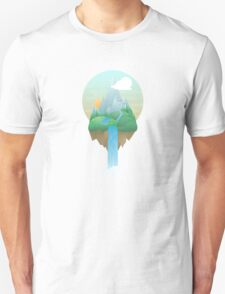 Our Island in the Sky Unisex T-Shirt
