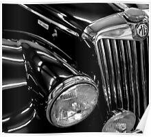 1955 MG TF 1500 Poster