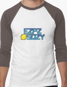 CSGO Pixel Series   EZPZ Men's Baseball ¾ T-Shirt