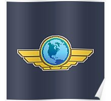 CSGO Pixel Series | Global Elite Mini Poster