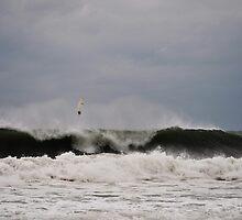 Hurricane Earl Wrightsville Beach NC by MelittaP
