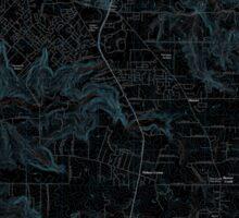 USGS Topo Map Oregon Oregon City 20110826 TM Inverted Sticker
