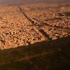 Morocco Marrakesh from above by Hilthart Pedersen
