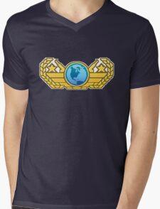 CSGO Pixel Series | Global Elite Mens V-Neck T-Shirt