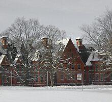 Norwich State Hospital by Lilywhtebloodrd