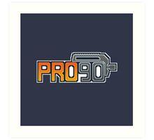 CSGO Pixel Series | Pro90 Art Print