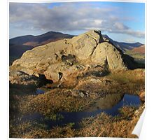 High Rigg Summit  Poster