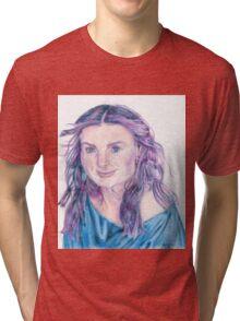 Idina Menzel Tri-blend T-Shirt