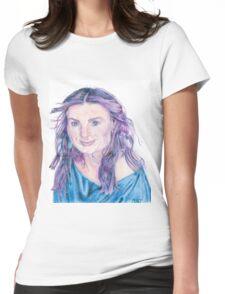 Idina Menzel Womens Fitted T-Shirt