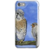 Birds on a Branch iPhone Case/Skin