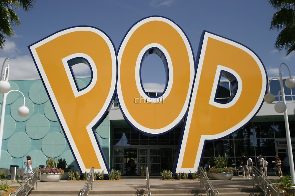 Pop  by chewi