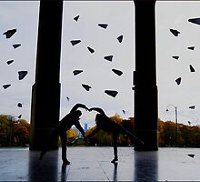 LES AVIONS EN PAPIER by Juliette  Schirru