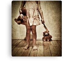Kiddie Killer Canvas Print