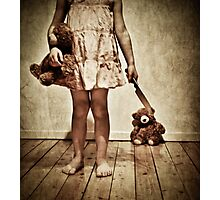 Kiddie Killer Photographic Print
