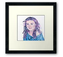 Idina Menzel Framed Print