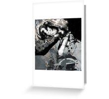 Scribbler Exp 12 Greeting Card