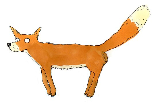 Fox by LordOtter