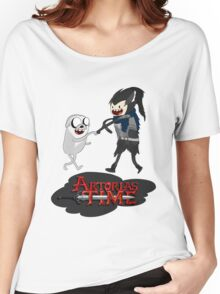 Artorias Time! With Artorias & Sif Women's Relaxed Fit T-Shirt