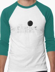 The Dark Side Made Me Do It Men's Baseball ¾ T-Shirt