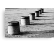 Concrete Landscape Canvas Print