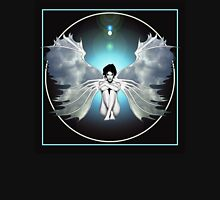 Fairies - Sky Queen II - by Nelson Pawlak © 2015 Unisex T-Shirt