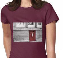 Postal Service Red Select Womens Fitted T-Shirt