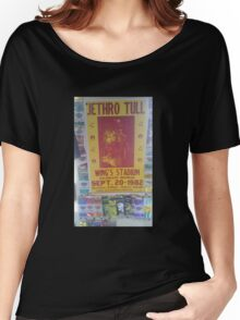 Jethro tull tour  Women's Relaxed Fit T-Shirt