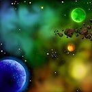 Space I by Gary Goza II