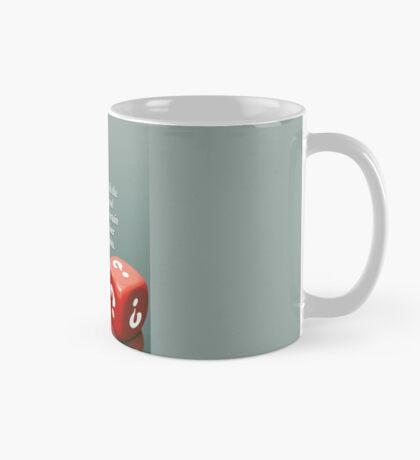 Doubt With Intelligence (Quotation) Mug