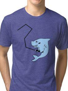 Sharkpie Tri-blend T-Shirt