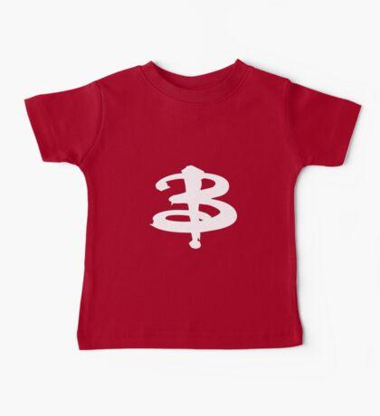 Buffy The Vampire Slayer 'B' v2.0 Baby Tee