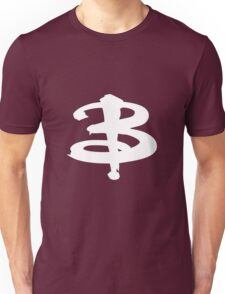 Buffy The Vampire Slayer 'B' v2.0 Unisex T-Shirt