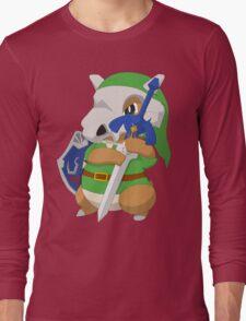 Cubone's cosplay Long Sleeve T-Shirt