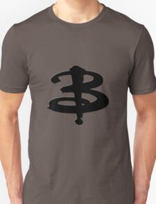 Buffy The Vampire Slayer 'B' v3.0 T-Shirt