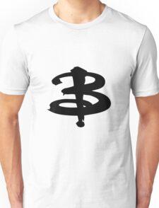 Buffy The Vampire Slayer 'B' v3.0 Unisex T-Shirt