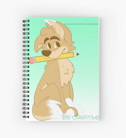 Pencil Mutt Spiral Notebook