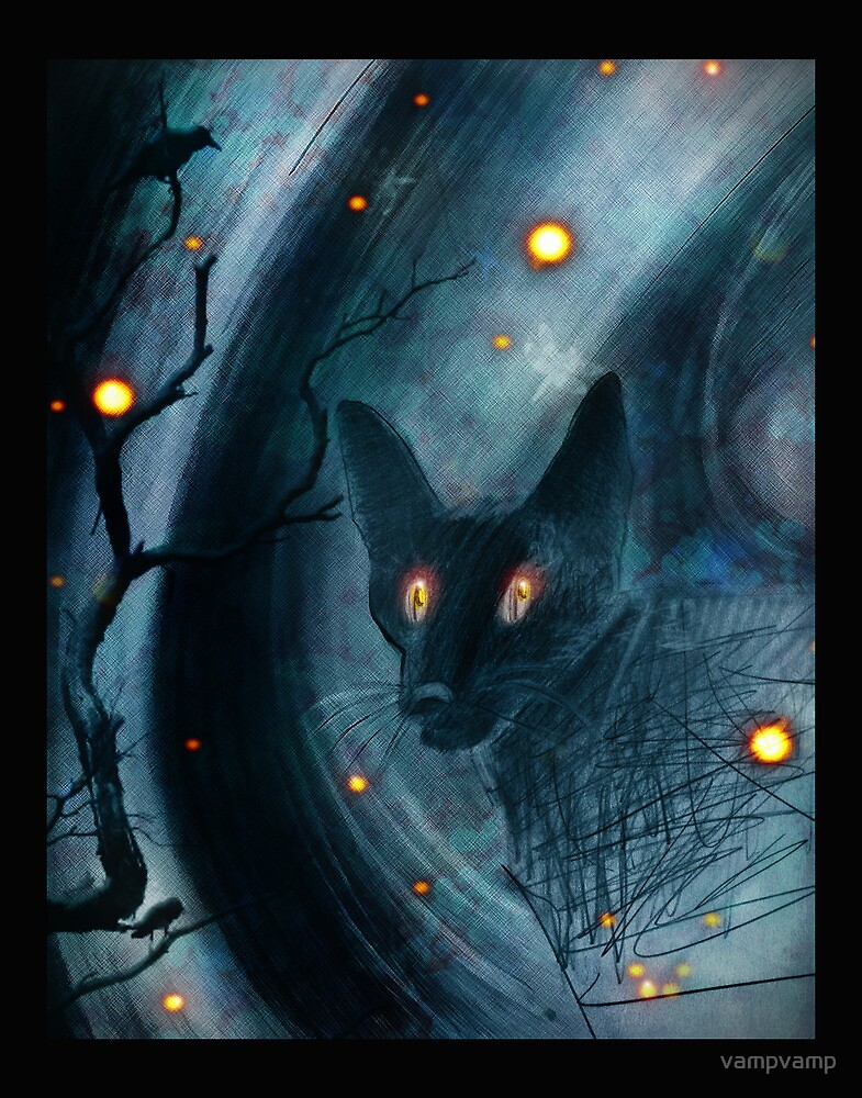 firefly friends by vampvamp