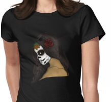 The Day Of The Dead Girl Womens Fitted T-Shirt