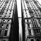 NYC Buildings by twoboos