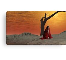 Issues - It's Wilde Global Warming Canvas Print